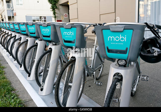 bicycles-lined-up-at-a-mobi-bike-share-d