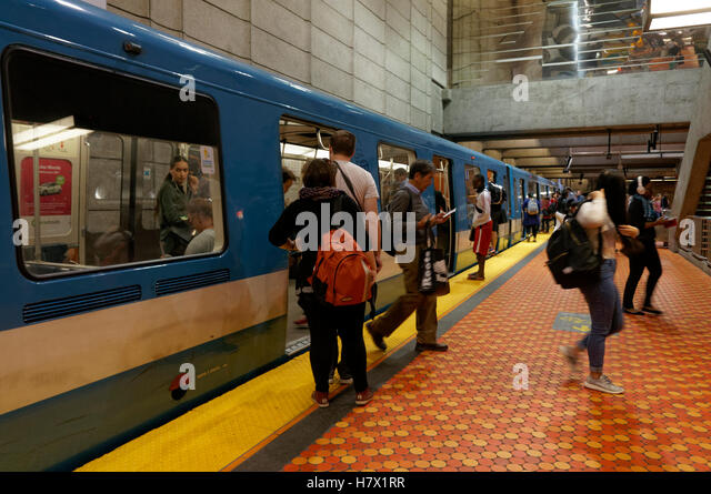 people-boarding-and-getting-off-a-metro-