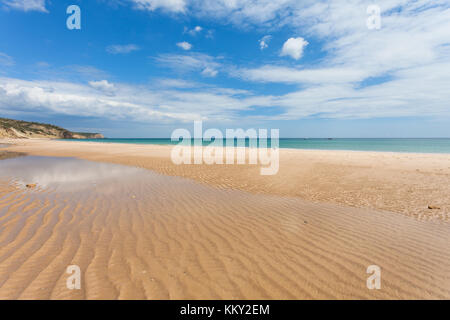 Portugal - Algarve - Salema - Europa Stockbild