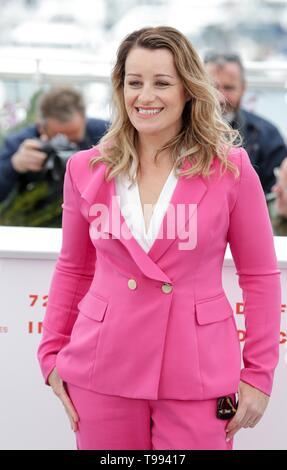 Debbie Honeywood, 2019 Cannes Stockbild