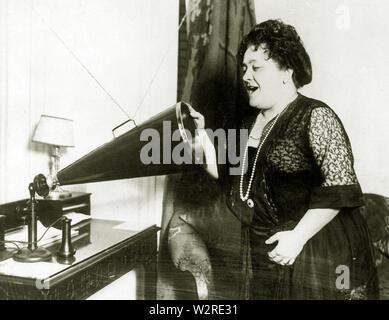 LUISA TETRAZZINI (1871-1940), italienische Koloratursopran Stockbild