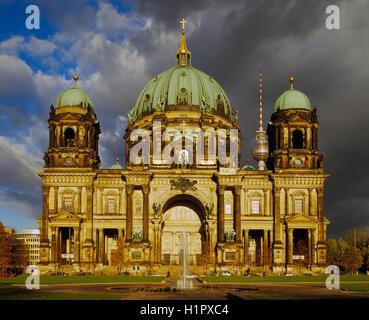 Der Berliner Dom, Berlin, Deutschland Stockbild