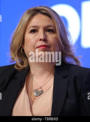 KAREN BRADLEY MP, 2018 Stockbild