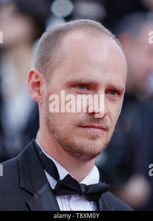 Edward Watts, 2019 Cannes Stockbild