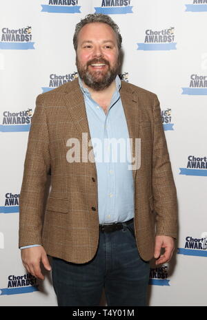 Chortle Comedy Awards am Fest Camden, Camden Town, London Mit: Hal Cruttenden Wo: London, Großbritannien Wann: 18 Mar 2019 Credit: WENN.com Stockbild