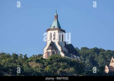 Allerheiligenbergkapelle, Lahnstein, Rheinland-Pfalz, Deutschland Ich Allerheiligenbergkapelle, Lahnstein, Rheinland-Pfalz, Deutschland I Stockbild