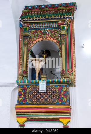 Al nadji Moschee Prediger, Roten Meer, Saudi-Arabien Farasan, Stockbild