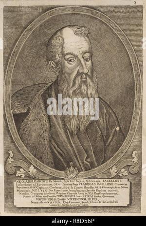 Kristinas Astikas (1363-1443). Von: Icones Familiae Ducalis Radivilianae, 1758. Private Sammlung. Stockbild