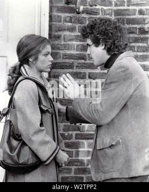 Stimmen 1979 MGM Film mit Amy Irving und Michael Ontkean Stockbild