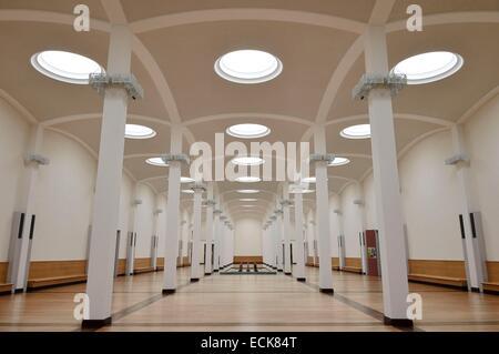 Deutschland, Berlin, Kulturforum, Gem?ldegalerie (Bildergalerie) Stockbild