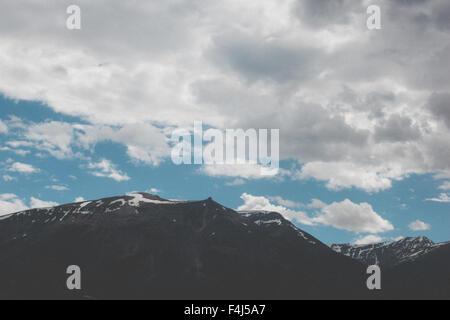 Schöne Reisebilder von Jasper, Kanada Stockbild
