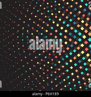 Abstrakte Muster Hintergrund mit Rauten Stockbild