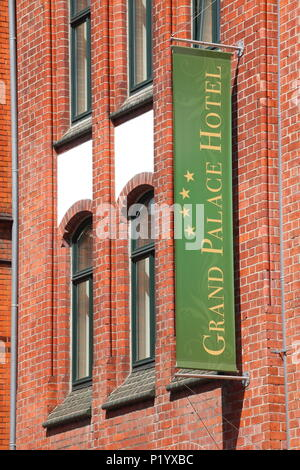 Grand Palace Hotel, Hannover, Niedersachsen, Deutschland, Europa ich Grand Palace Hotel, Hannover, Niedersachsen, Deutschland, Europa Stockbild