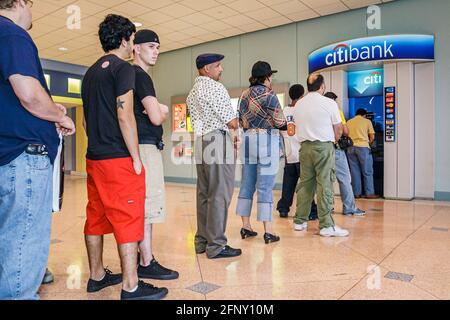 Citibank Geldautomaten Stockfotografie - Alamy