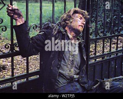 Die BETROG 1971 Universal Pictures Film mit Clint Eastwood Stockbild