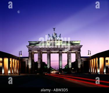 DE - BERLIN: Brandenburger Tor Stockbild