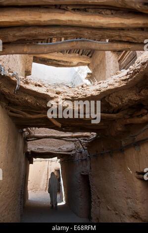 Kasbah von Mhamid; Marokko Stockbild