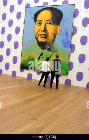 Berlin, People, Lifestyle und Architektur Stockbild