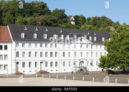 Erbprinzenpalais am Schlossplatz, Saarbrücken, Saarland, Deutschland Stockbild