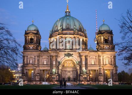 Berliner Dom, Berlin, Deutschland Stockbild