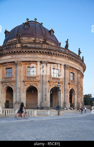 Bode-Museum, Berlin, Deutschland Stockbild