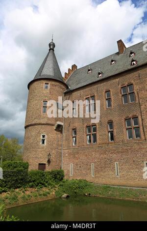 Konradsheim Schloss Stockbild