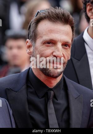 Mathieu Kassovitz, 2019 Cannes Stockbild