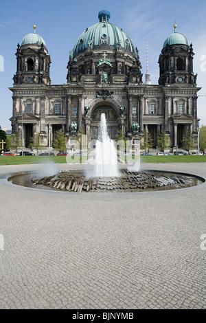 Berliner Dom Stockbild
