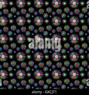 dunklen abstrakten Hintergrund Stockbild