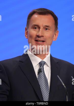JEREMY HUNT MP, 2018 Stockbild