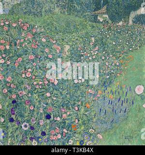Italienische Gartenbau Landschaft, 1913. In der Sammlung des Kunsthaus Zug, Sammlung Kamm gefunden. Stockbild