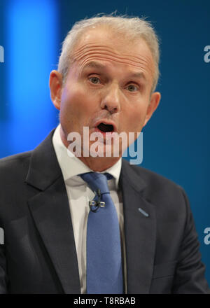 DAVID LIDINGTON MP, 2017 Stockbild