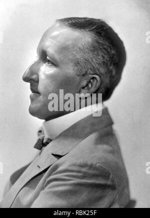 SIEGFREID WAGNER (1869-1930), deutscher Komponist und Dirigent, Sohn von Richard Wagner Stockbild