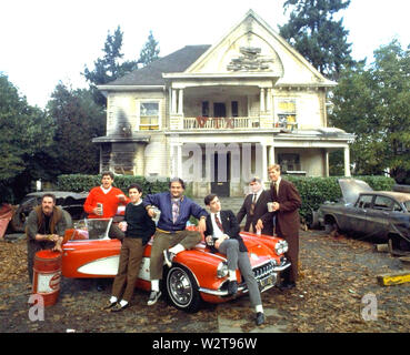 ANIMAL HOUSE 1978 Universal Pictures Film Komödie Stockbild