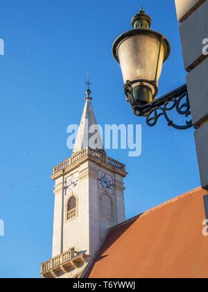 Glockenturm Stockbild