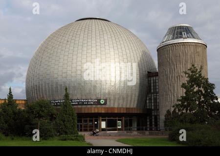 Die Zeiss Grossplanetarium, das Planetarium im Prenzlauer Berg Bezirk, Berlin, Deutschland, Europa Stockbild