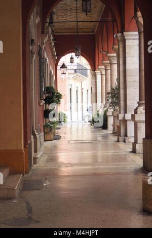 Verona Architektur Stockbild