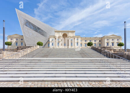 Dresden - Deutschland - Military Museum, Europa Stockbild