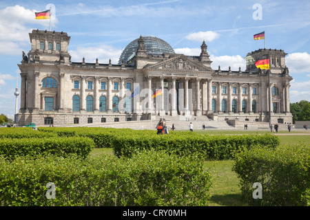 Reichstag, Berlin, Deutschland Stockbild