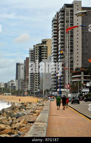 Fortaleza, Ceara, Brasilien Stockbild