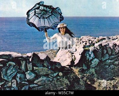 RYAN'S TOCHTER 19870 MGM Film mit Sarah Miles Stockbild