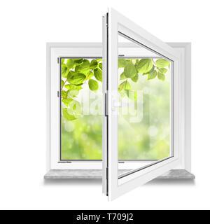 Fenster 22 Stockbild