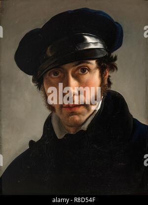 Selbstbildnis, c1822. Private Sammlung. Stockbild