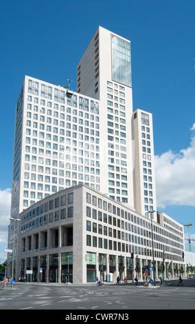 Neuen Waldorf-Astoria-Hotel in Berlin Deutschland Stockbild