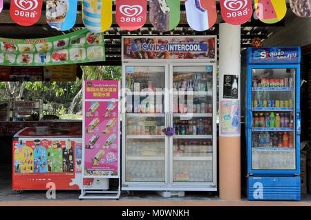 Thai General Store Stockbild