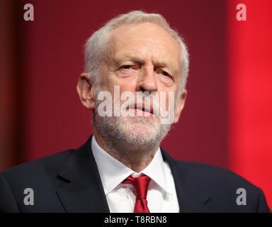 JEREMY CORBYN MP, 2018 Stockbild