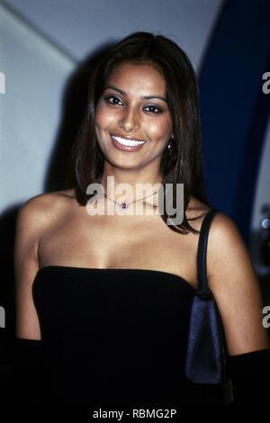 Portrait von Bipasha Basu, Indien, Asien Stockbild