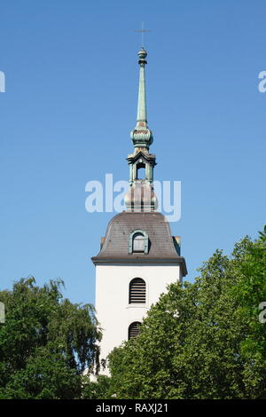 Marienkirche, Duisburg, Nordrhein-Westfalen, Deutschland Stockbild