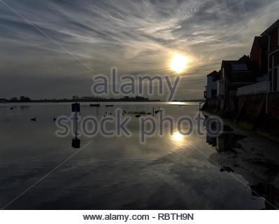 Bosham West Sussex England UK Stockbild
