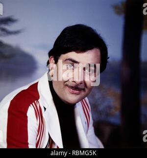 Portrait von Randhir Kapoor, Indien, Asien Stockbild